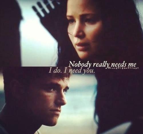 Katniss and Peeta Hunger Games Catching Fire