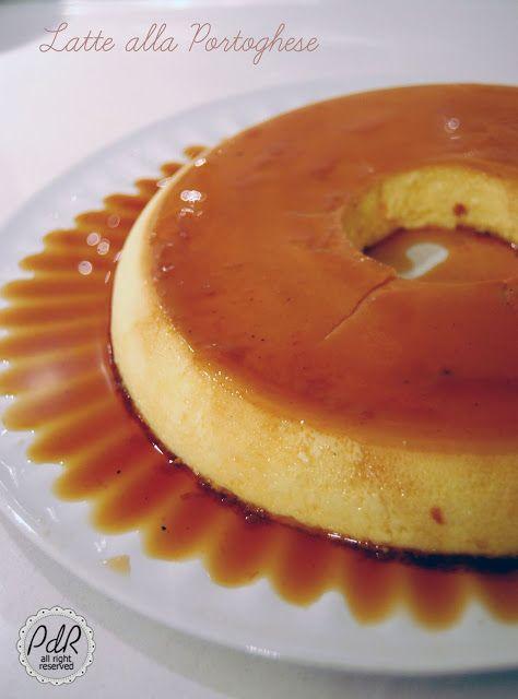 Latte alla portoghese http://pandiramerino.blogspot.it