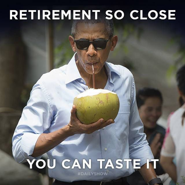 Funny Memes For Retirement : Funniest barack obama memes of all time and