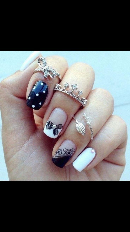 Nail art pin up'!