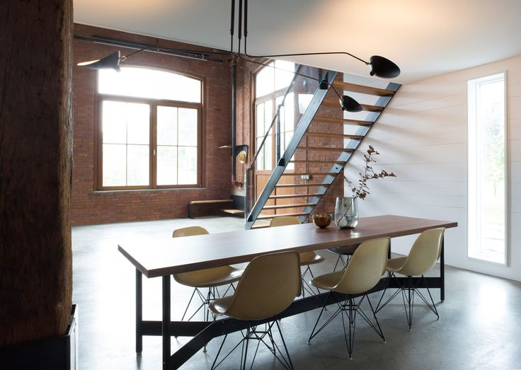 44 best Atlas Industries Projects images on Pinterest | Design ... Industrial Home Design Repurposi E A on