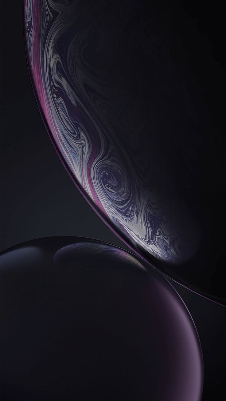 iphone xr walpaper black in 2019 Abstract iphone