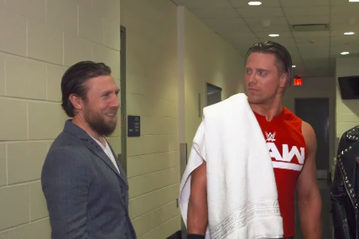 This is a very good Fallout video of The Miz and Daniel Bryan: There's apparently no better than a 20% chance Daniel Bryan will ever get a…