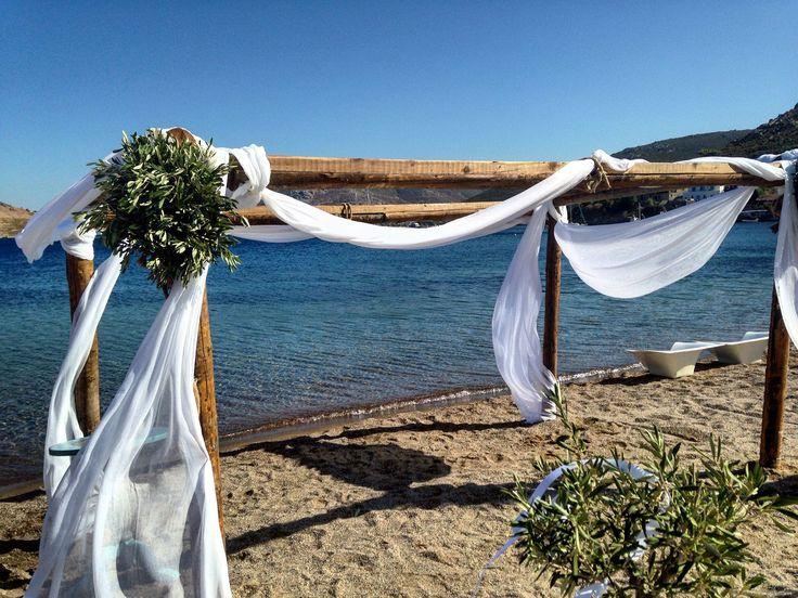 Weddings in Patmos Aktis! 5/7/2016 #sanemomurwedding #sanemumur