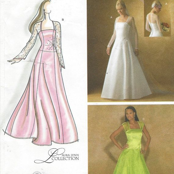 525 Best Images About PATTERN PATTER Wedding Bridal Sewing Patterns On Pinte