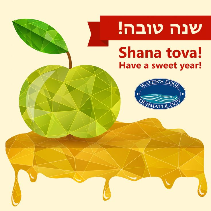 """From all of us at Water's Edge, L'Shana Tova to all celebrating Rosh Hashanah, first of """"10 Days of Awe"""", the High Holy Days. Happy 5777!!"""