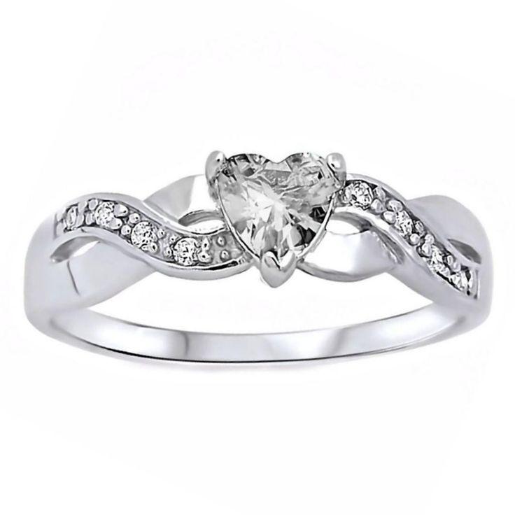 Best 25+ Infinity promise rings ideas on Pinterest