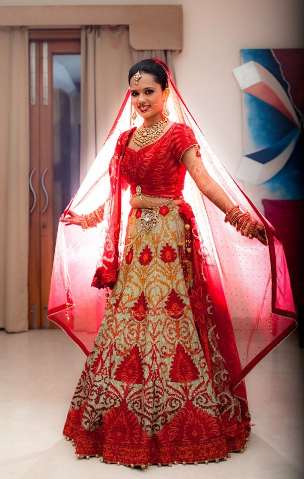 596 best images about indian bridal wear on pinterest for Wedding dresses in india