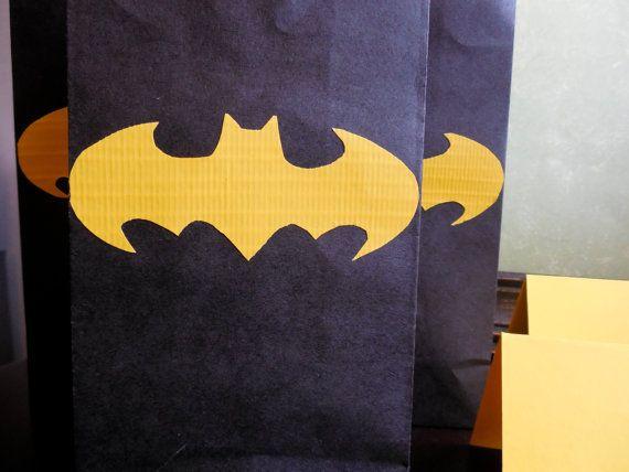 17 best ideas about batman party favors on pinterest