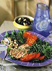 Salade niçoise traditionnelle | FemmesPlus