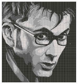 Cthylla Crochet: Doctor Who - 10th Doctor Blanket Pattern