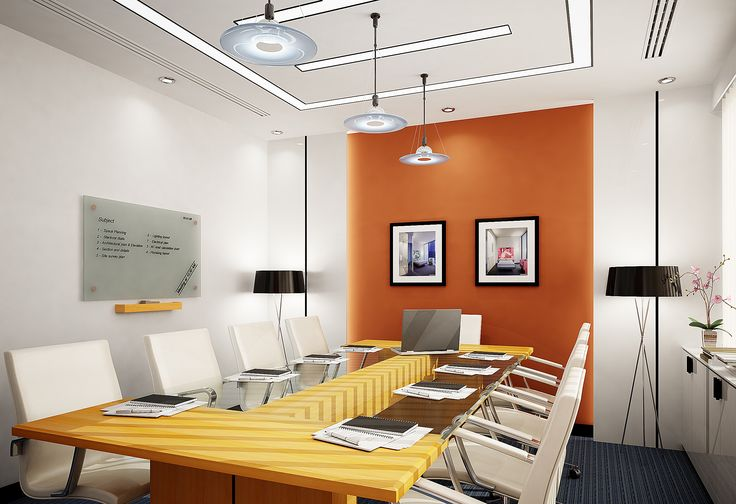 combined office interiors. Exellent Combined Combined Office Interiors Desk Conference Room Meeting Rooms And Interior  Pinterest Orange Wall In Combined Office Interiors B