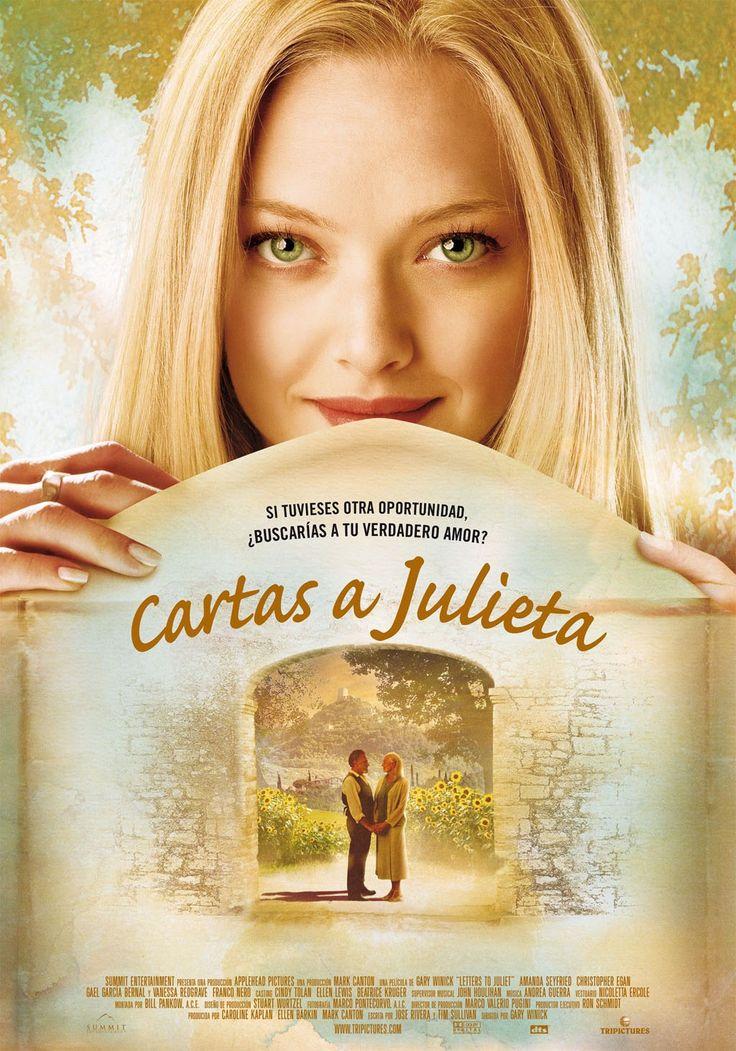 Cartas A Julieta (Letters To Juliet) | 2010 #cartasromanticas