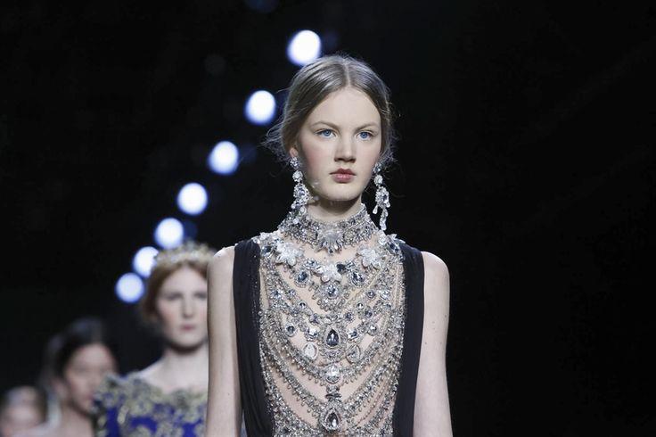 Marchesa Ready To Wear Fall Winter 2016 New York