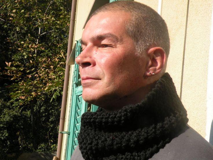 Accessori uomo - sciarpa uomo unisex - un prodotto unico di bandullera su DaWanda