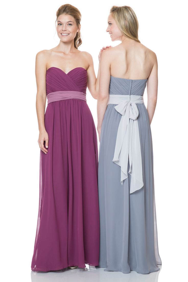 25 best Bridesmaid gowns for Nayra\'s wedding images on Pinterest ...