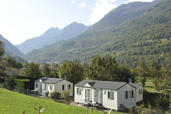 Camping Airotel Pyrenees - Luz St Sauveur - Hautes Pyrenees - Francia
