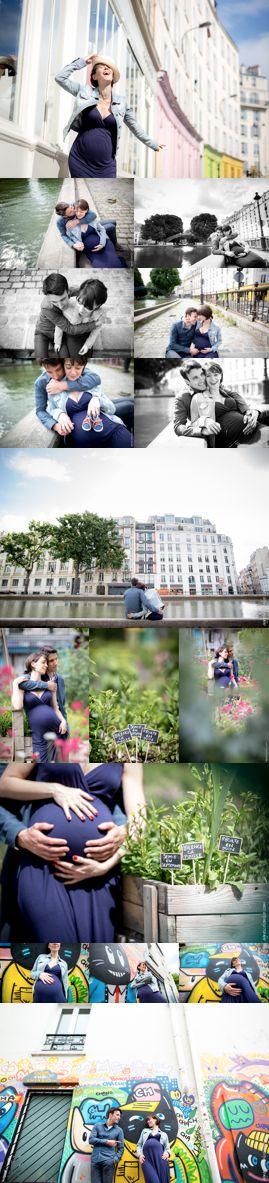 photo grossesse femme enceinte maternité lifestyle paris, street art