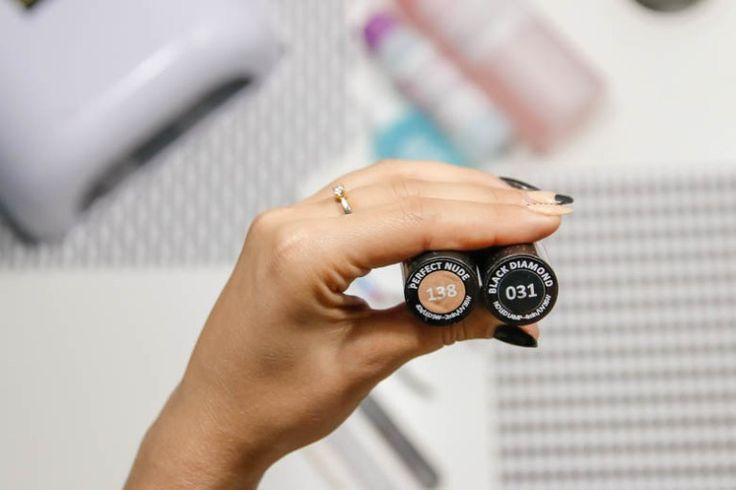 Manicure hybrydowy krok po kroku – hybrydy w domu