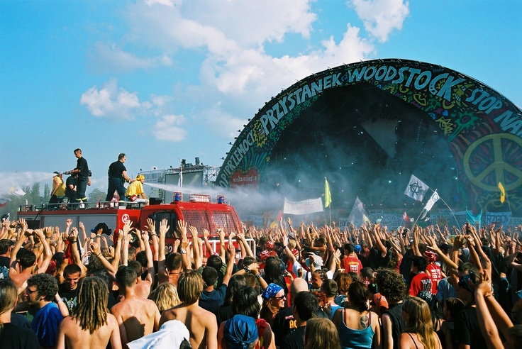 9th Woodstock Festival Poland, fot. M. Sandecki