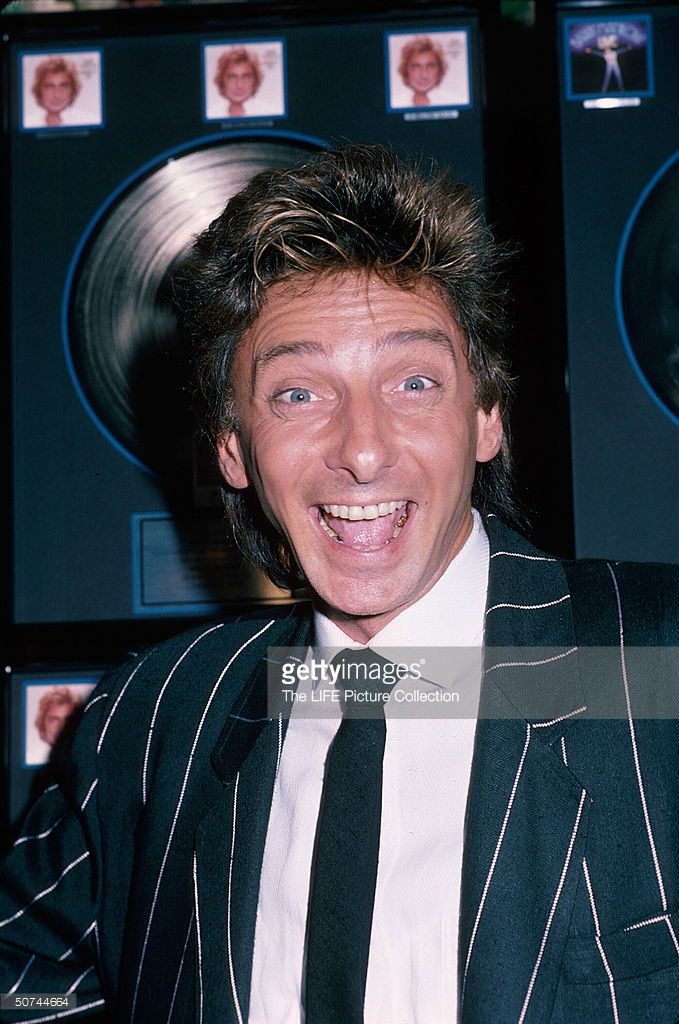 barry manilow 1994 | 17 Jun Singer Barry Manilow turns 60 today