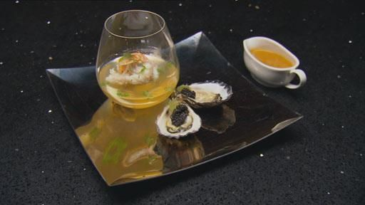 Seafood for Two | MasterChef Australia #masterchefrecipes