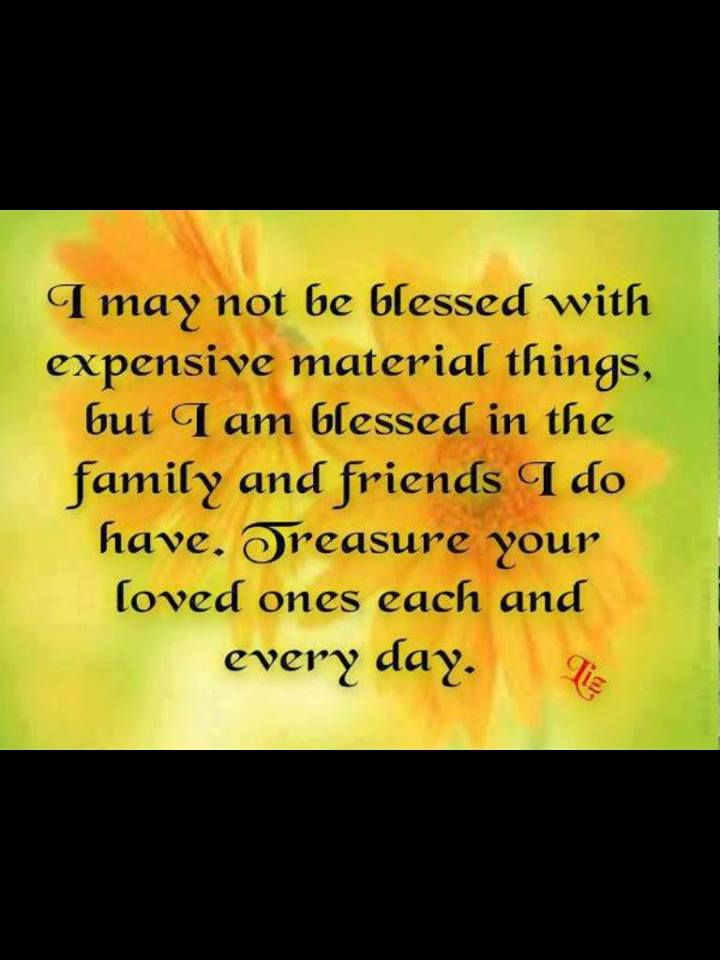 i am blessed quotes - photo #31