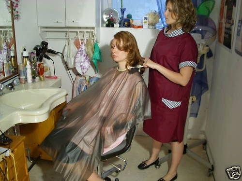 Fetish hair salon
