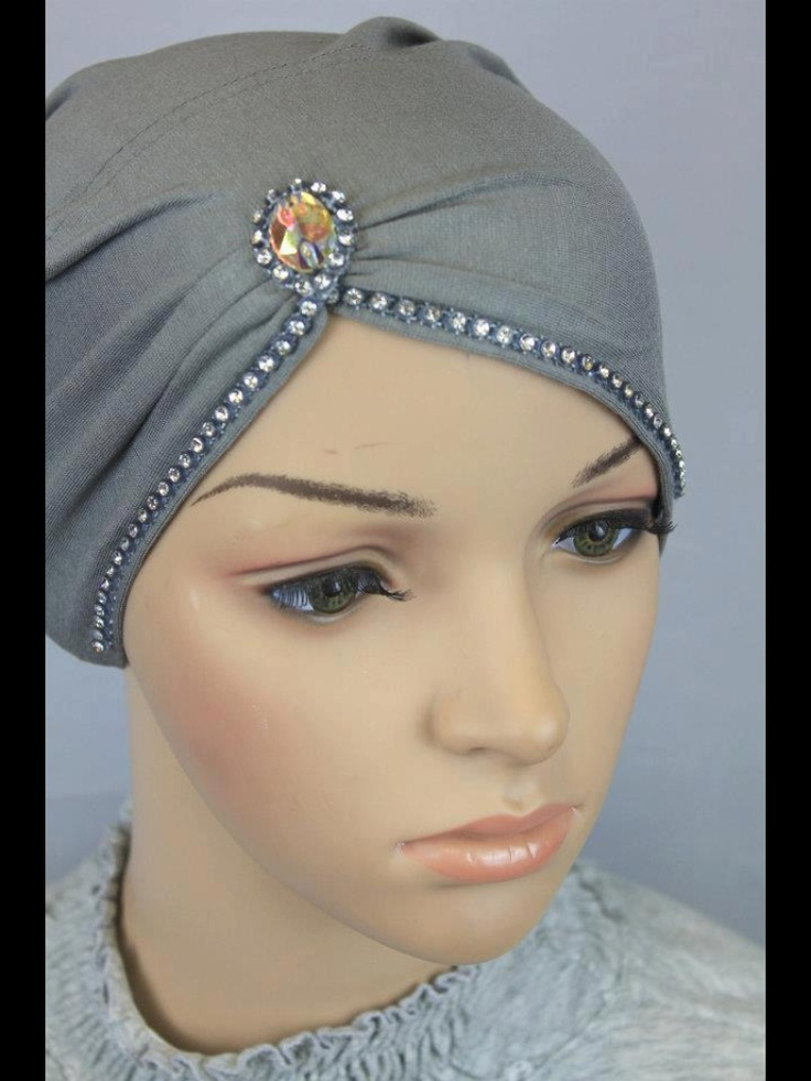 Gorgeous hijab jewelled undercap