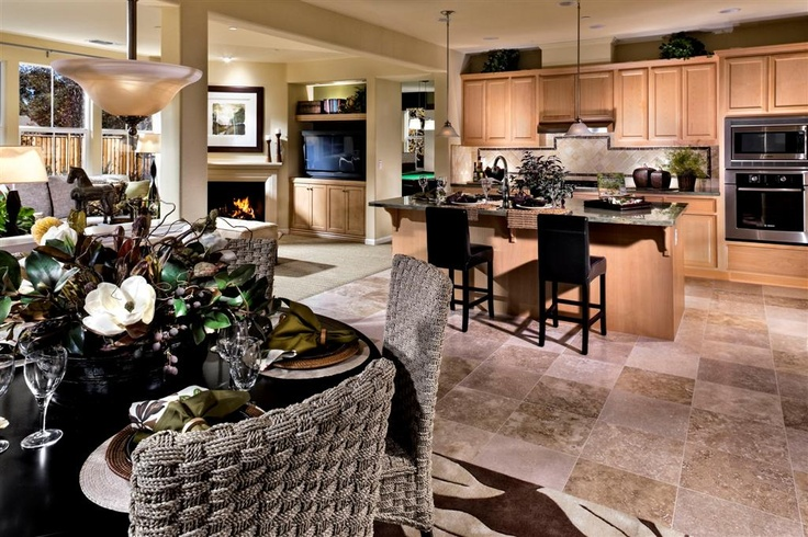 Glens & Summit project with O'brien Homes featuring Bosch appliances. Location: Napa, CA