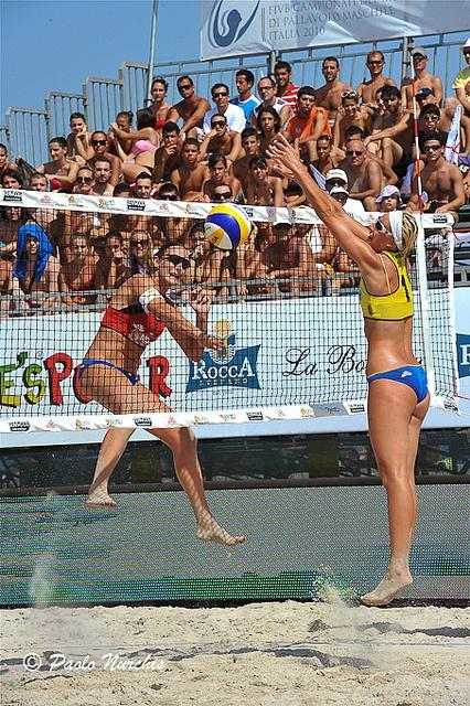 Campionato Italiano Beach Volley - Cagliari 2010