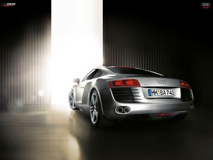 Nice Audi R8 Sports Car Wallpapers