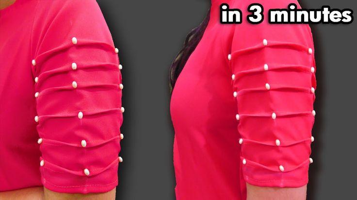 Easy Sleeves Designs | Beads Sleeves ( Baju ) Design | BST