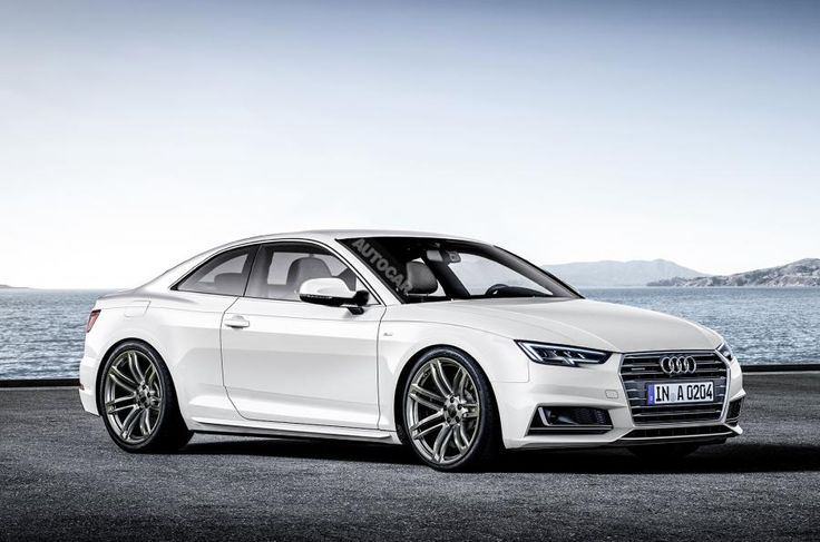 2017 Audi A5 coupé - I think I like my 16 better though... hmmmmm