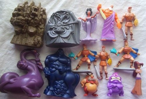 Toys For Hercules : Best images about mcdonalds toys on pinterest disney