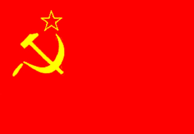 The Five Marches of an Empire called the Soviet Union