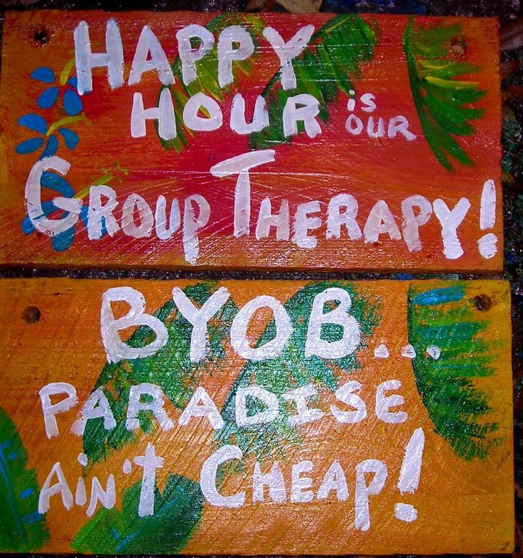 2fer-...2 bar signs by RhondaK ...Classics, super colorful tropical tiki bar gifts, shipping include in price. $40.00, via Etsy.