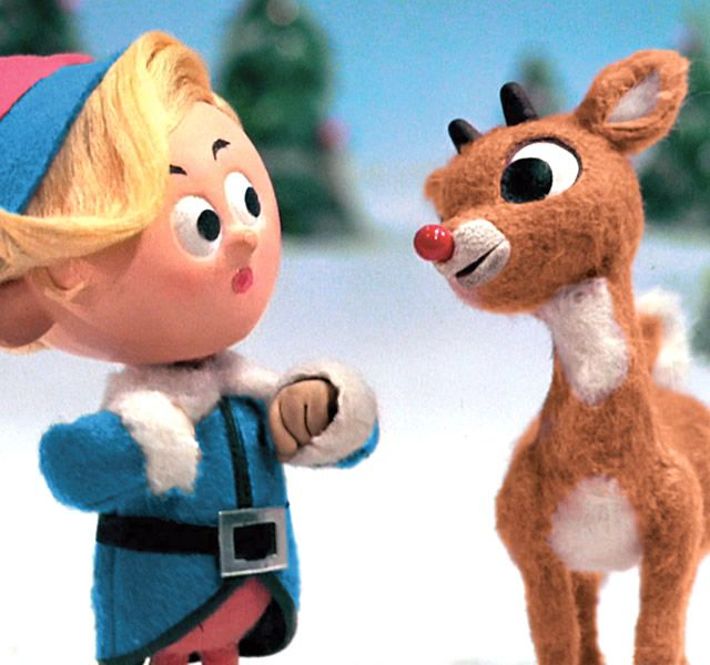 I love love love claymation Rudolph. Yes I know this isn't Disney I just didn't know where else to put it!