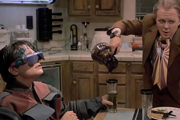 Back to the Future Headsets