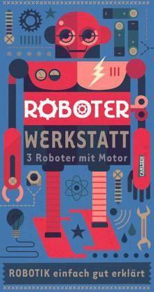 Roboter Werkstatt - Parker, Steve