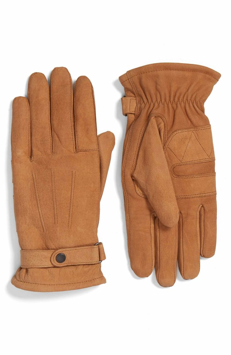 Brown vs black leather gloves - Leather Gloves