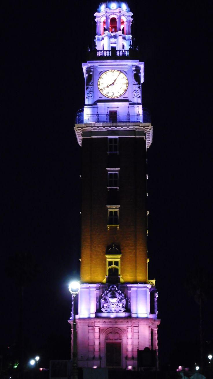 La torre de los Ingleses en Buenos Aires