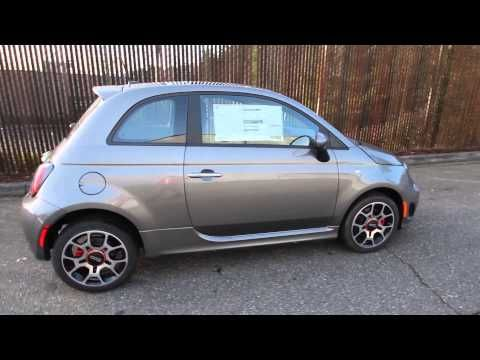 2013 Fiat 500 Turbo | Gray | DT754808 | Redmond | Seattle