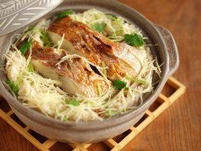 鯛めし 、 土鍋で炊き込みご飯|レシピブログ