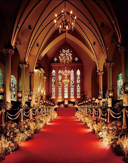 200年以上の歴史を誇る宮の森フランセス教会の大聖堂!