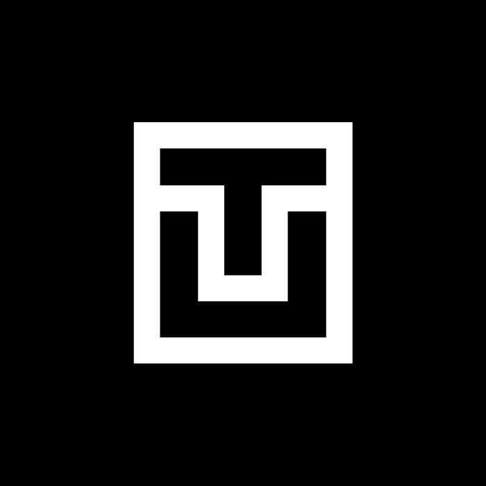 Trans Union Corporation by Heinz Waibl at Unimark International. (1969) #monogram #design #branding