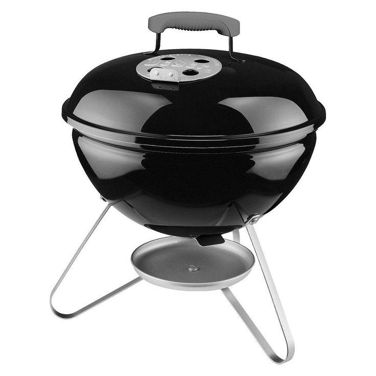 Smokey Joe 14 Portable Grill, Black