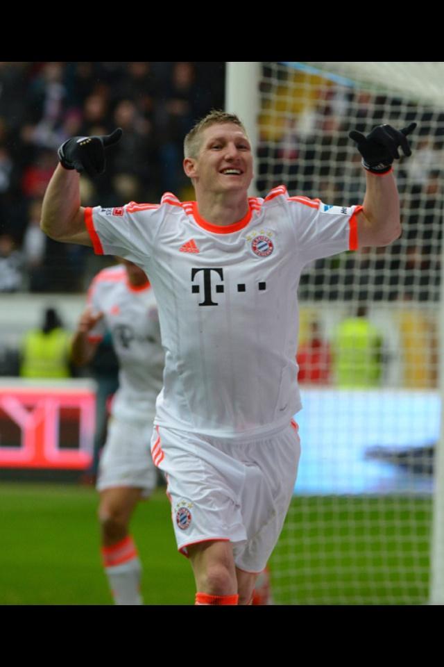 Bastian Schweinsteiger #Bayern Munchen #Germany