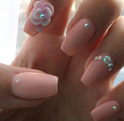 Salmon coffin nails
