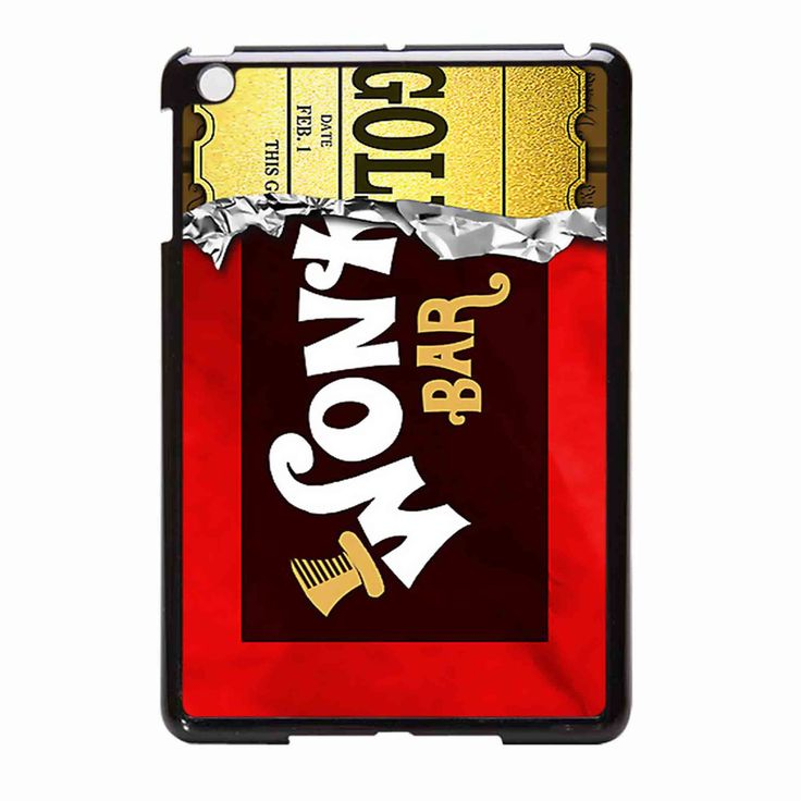Wonka Chocolate iPad Mini Case